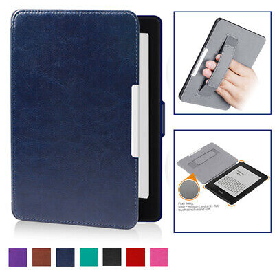 Auto Awake/Sleep PU Leather Case Cover For Amazon Kindle Paperwhite 1 2 3 6 Inch • 6.59£