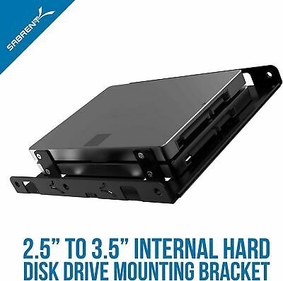 Sabrent 3.5-Inch To X2 SSD 2.5-Inch Internal Hard Drive Mounting Kit • 5.05£