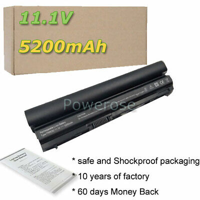 Battery For DELL Latitude E6120 E6220 E6230 E6320 XFR E6330 E6430S Laptop RFJMW • 17.50£