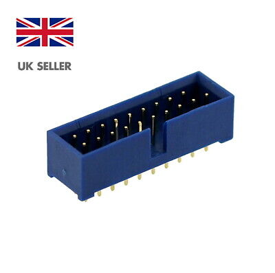 USB 3.0 Motherboard Header -- Male 19 / 20 Pin Replacement -- DIY Home Solder UK • 4.99£