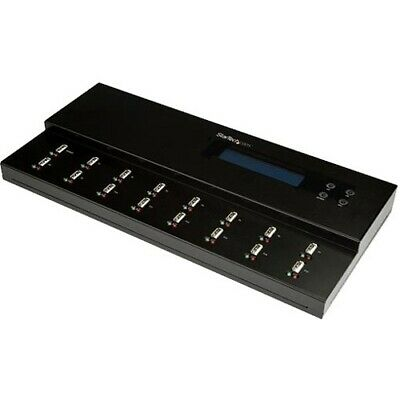 NEW Startech USBDUPE115 1:15 Standalone USB Duplicator And Eraser For Flash • 985.98£