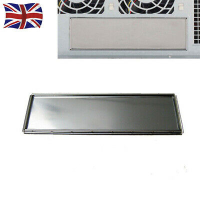4PCS I/O Shield No Any Opening Blank Backplate For All Motherboard Diy • 4.09£
