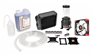 Thermaltake Water Cooling Pacific RL140 Water Cooling Kit NEW • 331.29£