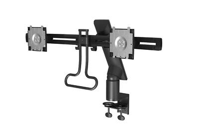 Dell MDA17 Dual Monitor Arm Supports & Suspends Two Monitors • 50£