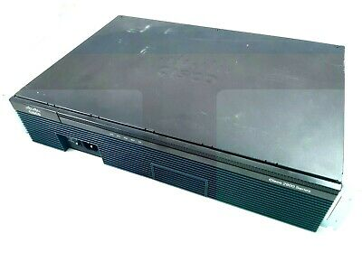Cisco 2900 Series Integrated Services Wired Router - CISCO2911/K9 V02 • 38£