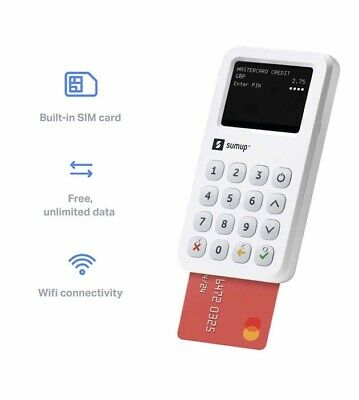 Sum Up 3G Card Reader With Wifi • 35.06£