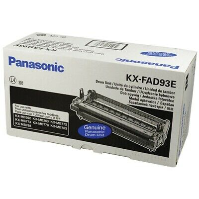 Panasonic Drum Unit KX-FAD93E Black For Panasonic KX-MB271 • 63.32£