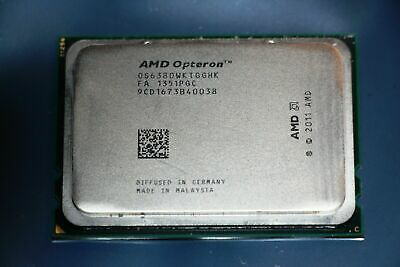 Amd Opteron 6380 2.5ghz 16 Core 16mb L3 Cache Cpu 115w - Os6380wktgghk • 37.99£