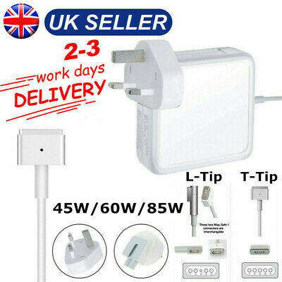 60W 85W AC Power Adapter Charger For Apple MacBook Air /Pro 13  15  17  UK Stock • 17.99£