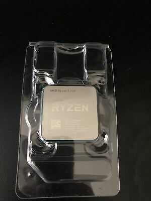 AMD Ryzen 3 3100 Quad-Core 3.6 GHz Socket AM4 Desktop Processor Only The Cpu • 90£