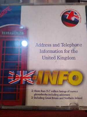 Copy Of Uk Info Disk V1 (1996) • 19.99£