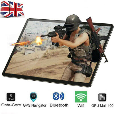 10.1'' Inch Android 8.1 Tablet PC 4+64GB Octa Core Dual SIM Camera GPS Phablet  • 68.99£