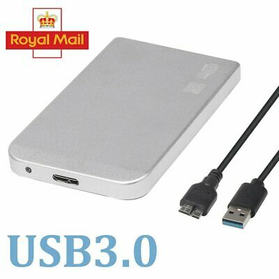 2020 1TB USB3.0 External Hard Drive Disks HDD 2.5'' Fit For PC Laptop Portable • 29.89£