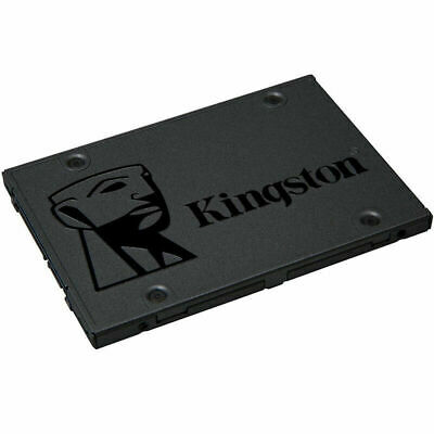Kingston 120GB SSD A400 Solid State Hard Drive 2.5 Inch SATA 3 Brand New,From UK • 21.99£
