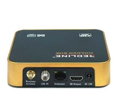 Satellite Receiver Box With Channels 1 Year • 110£