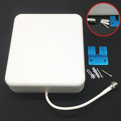 Durable 800-2500MHz High Gain GSM WIFI Repeater Indoor Directional Antenna Panel • 15£