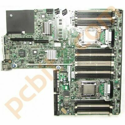 HP Proliant DL360 G8 Gen8 Motherboard 718781-001 With Mount Tray • 49.99£