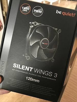 Silent Wings 3 120mm 4260052184264 • 14.80£