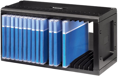 Hama 20 CD Rack - Black • 10.73£