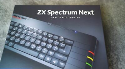 ZX Spectrum Next Accelerated Computer 2Mb, WiFi, RTC, Raspberry Pi  • 349£