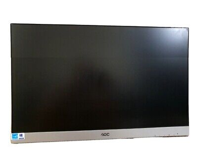 Aoc 23 Inch Lcd Monitor Backlight Is New No Cabel ! No Stand • 75£