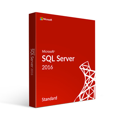 SQL Server 2016 Standard Product Key License MS Unlimited CPU Cores Genuine • 31£