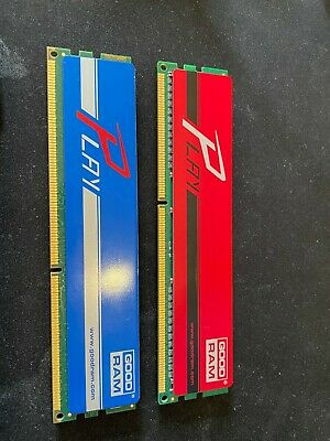 2x4GB DDR3 1866 MHz GOODRAM • 20£