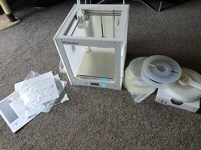 Ultimaker 3 - 3D Printer With Dual Extruder / Wifi / Autolevel + Filament • 2,150£