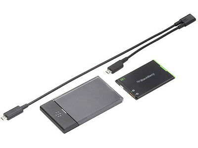 Genuine Blackberry JM-1 Battery Charging Bundle ACC-38580-201 | 9790/9900/9380 • 29.90£