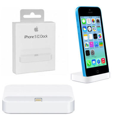 Genuine Apple Iphone 5c / Ipod Touch Charging Dock Lightning Charger Original  • 5.90£