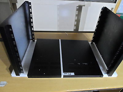 Rackz  R08c  Rack Cabinet Contractor 8u High   (jpc46 C2) • 50£