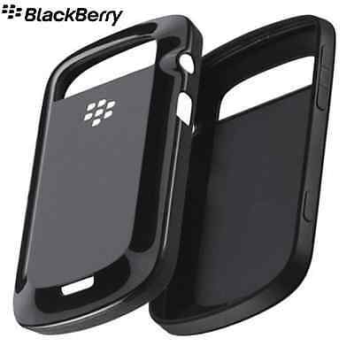 GENUINE Blackberry 9930 & 9900 Hard Shell Case Cover ACC-38874-201 - Black • 9.90£