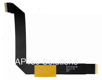  MacBook Air A1466 Trackpad Touchpad Ribbon Flex Cable 593-1604-B 2013-2017  • 2.99£