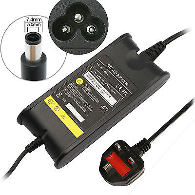 Laptop Charger For Dell Inspiron 1545 1525 AC Adapter PA12 Power Supply UK+Lead • 10.49£