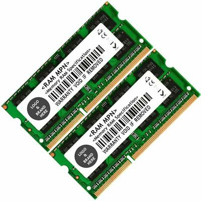 RAM MEMORY FOR APPLE MACBOOK PRO 13  Core I5 2.5GHZ A1278 MID 2012 • 68.99£