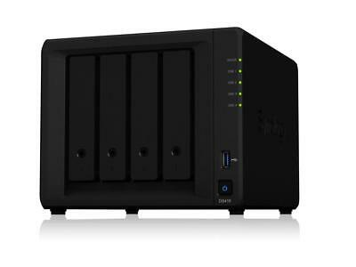 DS418 Synology ALLin1 TERABYTE SERVER DS418 BB W/o HDD - DS418  (Storage > Netwo • 446.59£