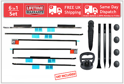 IMac A1418 A1419 21.5  27  Screen Opening Tools Kit Adhesive Stickers Strips Lot • 12.74£