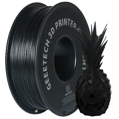 Geeetech Black PLA Filament 1.75mm 1kg From UK  • 19.99£