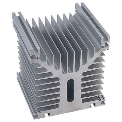 1 X Power Products 39-0872-0120-00-9 A/120 Extruded Aluminium Heatsink Natural • 62.99£
