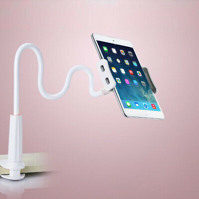 360 Gooseneck Table Bed Clamp Stand Holder Mount For IPad Tablet Flexible Arm • 7.95£