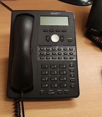 SNOM D725 Desk Phone • 100£