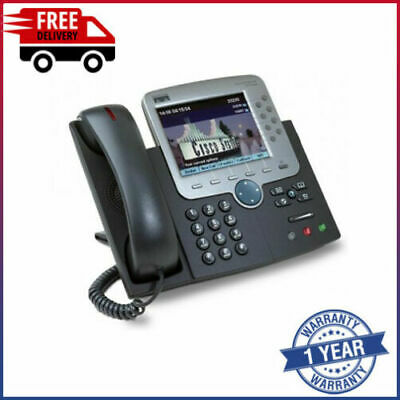 Cisco 7970G IP VoIP Telephone • 17.40£
