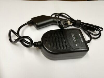 12V In Car Charger To 18.5V 3.5A HP Laptop Charger 7.4mm X 5.0mm(see Pictures) • 14.95£