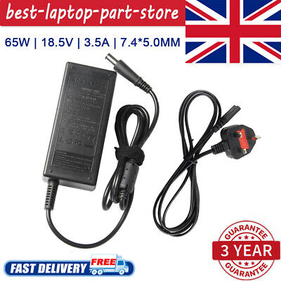 For HP Pavilion G6 Series Charger Power Supply Laptop AC Adapter + UK Cable FAST • 9.49£