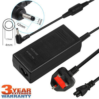AC Adapter Charger For Lenovo IdeaPad 310 320 330 310 Laptop Power Supply Cord C • 8.99£