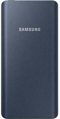 GENUINE SAMSUNG 10000 MAh UNIVERSAL POWER BANK USB CHARGER OFFICIAL | BLUE • 29.90£