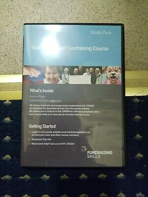 CD ROM Fundraising Skills Course NCFE Accredited • 7.99£