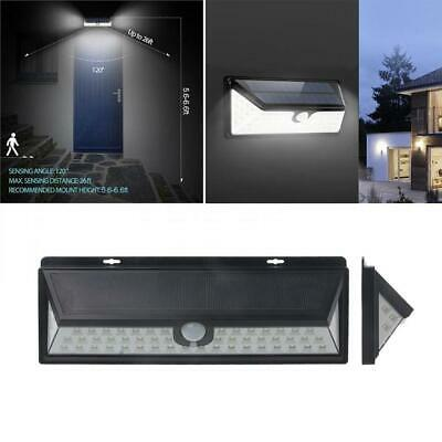 54 LED Solar Motion Sensor Light Outdoor Garden Security Lamp Floodlight Automat • 16.41£