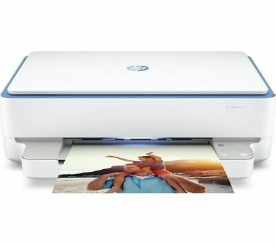 HP ENVY 5032 All-in-One Wireless Inkjet Printer - White Print Copy Scan Instant • 99.99£