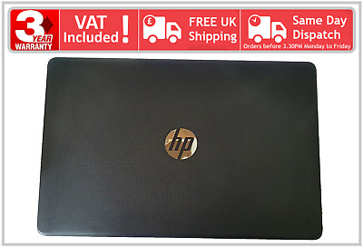 HP 250 G6 15-B 15-BS 15-BW 15T-B  15G-BR 15Q-B Series Top Lid Rear Back Cover • 35.70£
